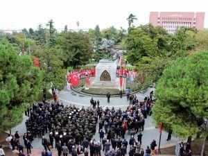 Samsun'da Cumhuriyet Bayramı Coşkusu