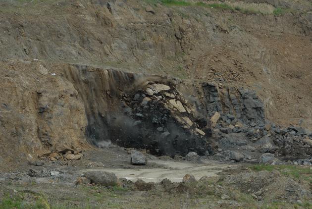Dağlar nasıl asfalt oluyor? galerisi resim 5
