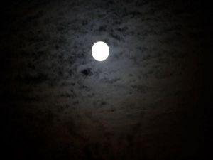 İşte Süper Ay Manzaraları