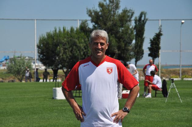 Samsunspor SüperLig hazırlıklarına başladı galerisi resim 13
