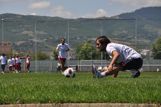Samsunspor SüperLig hazırlıklarına başladı galerisi resim 17
