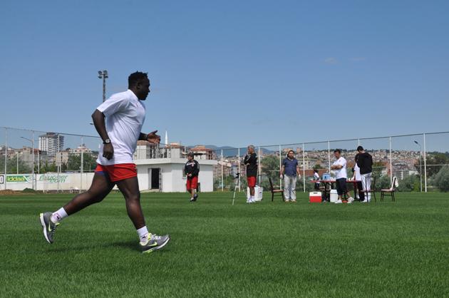 Samsunspor SüperLig hazırlıklarına başladı galerisi resim 7