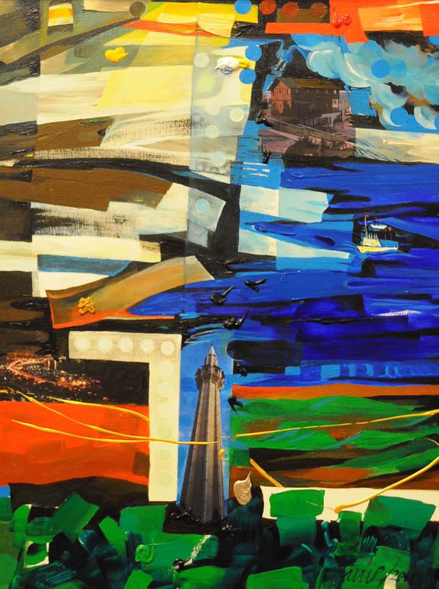 Canik Sanat Kampı Resim Sergisi galerisi resim 12