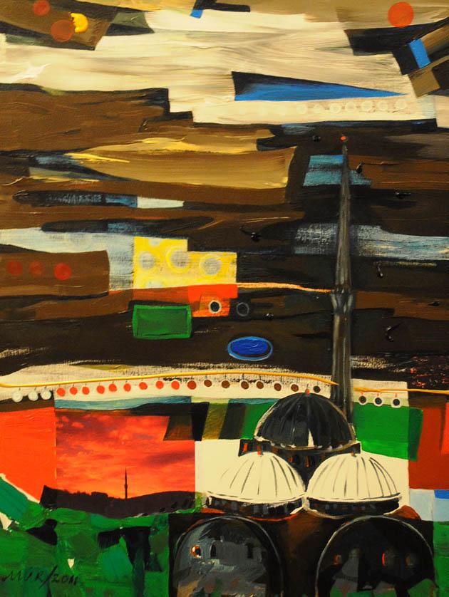 Canik Sanat Kampı Resim Sergisi galerisi resim 13