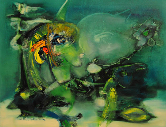 Canik Sanat Kampı Resim Sergisi galerisi resim 14
