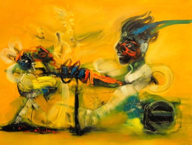 Canik Sanat Kampı Resim Sergisi galerisi resim 15