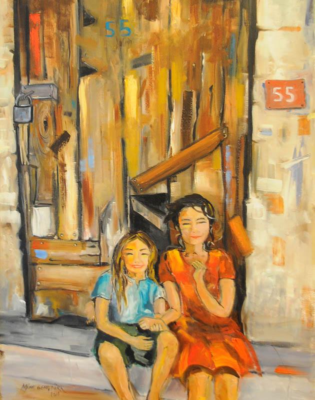 Canik Sanat Kampı Resim Sergisi galerisi resim 18