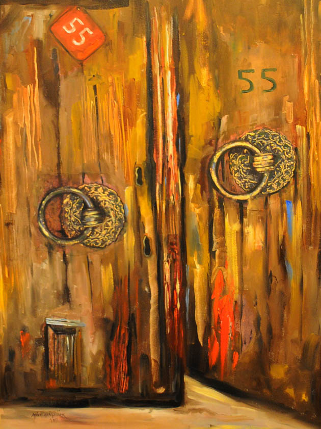 Canik Sanat Kampı Resim Sergisi galerisi resim 19
