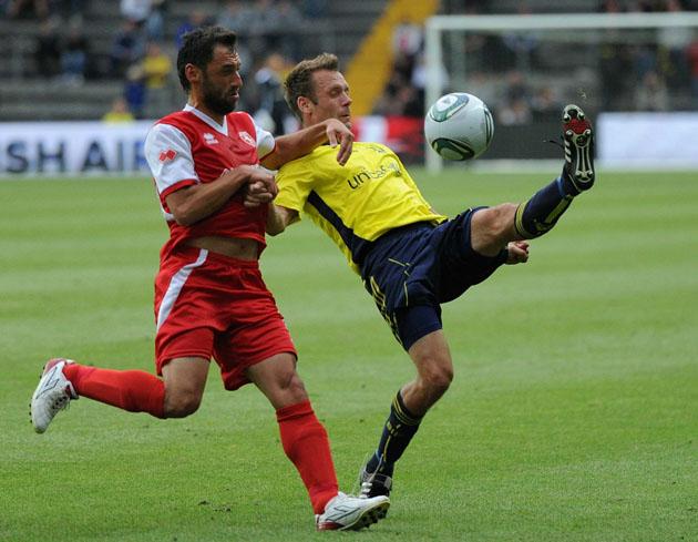 Danimarkada son dakika golü galerisi resim 17