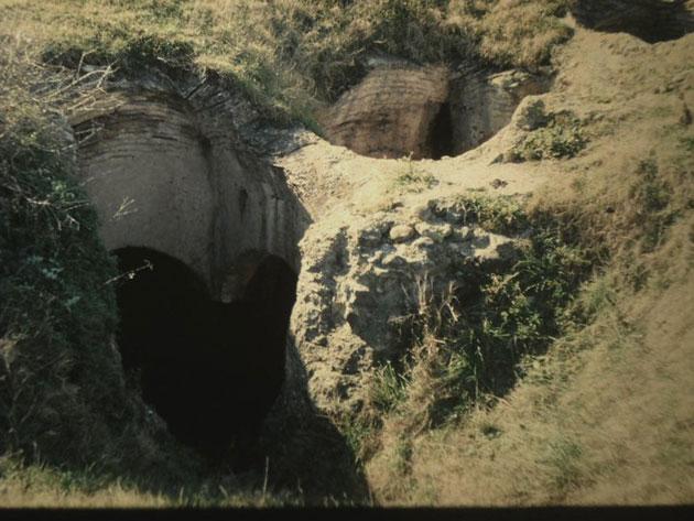 Antik Samsun toprak altında... galerisi resim 11