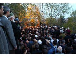 Bediüzzaman Talebesi Mustafa Sungur, Son Yolculuğuna Uğurlandı