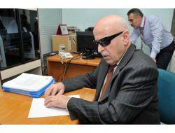 Keçiören Belediyesinden Görme Engelliler İçin Kabartma Yazı Basabilen Yazıcı