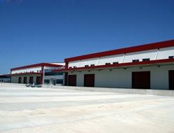 Çarşamba Havaalanı Kargo Antreposu açılıyor