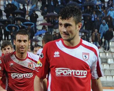 Ercan Yazıcı: Samsunspor'la Birlikte Yükselmek İstiyorum