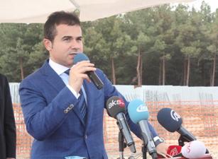 """Bakan Kılıçtan Yeni Stad İçin """"19 Mayıs"""" Telaffuzu"""