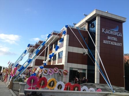 Kadhırga Hotel Restorant Açıldı