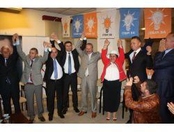 Ak Parti Belde Belediye Başkan Aday Adayları Tanıtdı