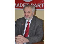 Saadet Partisi'nden Seçim Değerlendirmesi