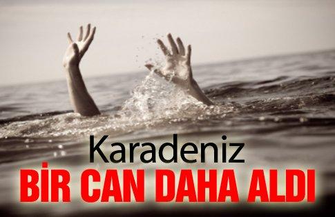 Sinop'ta 1 Kişi Boğuldu