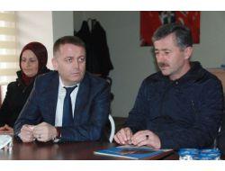 Ak Parti Düzce Milletvekili Aday Adayı Esvet Sarıoğlu;