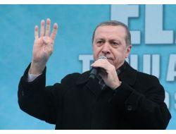 Cumhurbaşkanı Erdoğan Elazığ'da Halka Seslendi