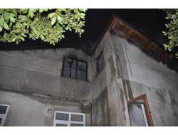 Zonguldak'ta Çıkan Yangın Bir Aileyi Evsiz Bıraktı