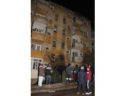 Samsun'da Yangın: 8 Kişi Hastanelik Oldu
