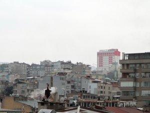 İlkadım ve Tekkeköy'ün Havası Kirli