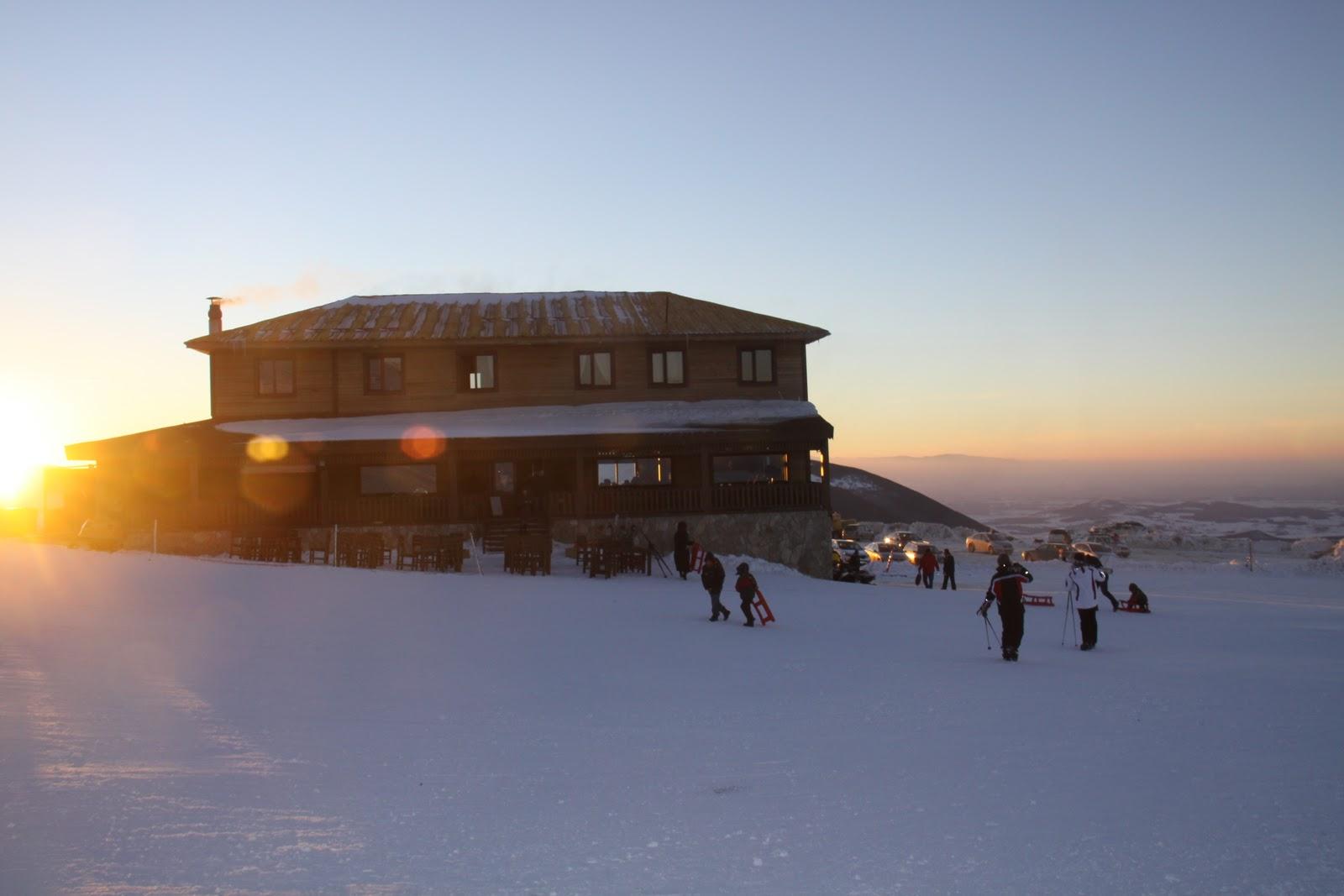 Samsun Akdağ Kayak Merkezi Yeni Yatırımlarla Büyüyecek