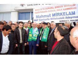 İşadamı Mirkelam, Ak Parti'den Milletvekili Aday Adayı Oldu