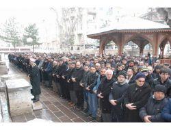 Fırat Çakıroğlu İçin Tokat'ta Gıyabi Cenaze Namazı Kılındı