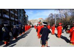 Kurtuluş Günü Törenleri Mehteranla Renklendi