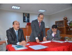 Kargı'da Köy Muhtarları Hazine Arazilerinin Satışı Konusunda Bilgilendirildi