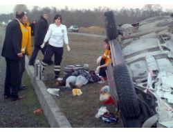 Çaycuma'da Trafik Kazası: 1 Ölü, 2 Yaralı