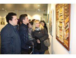 'Birlikte Iı' Adlı Karma Resim Sergisi Açıldı