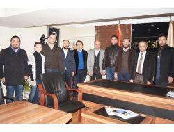 Ak Parti Gençlik Kollarından Müsiad'a İstişare Ziyareti