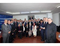 Başkan Revi Milletvekili Aday Adaylarını Topladı