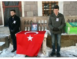 Yozgat'ta Fırat Çakıroğlu İçin Gıyabi Cenaze Namazı Kılındı