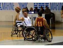 Garanti Tekerlekli Sandalye Basketbol Ligi