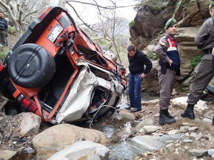 İzmir'de Off-road Ekibi Kaza Yaptı: 3 Ölü