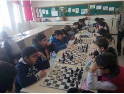 Bartın'da Satranç Turnuvası Başladı