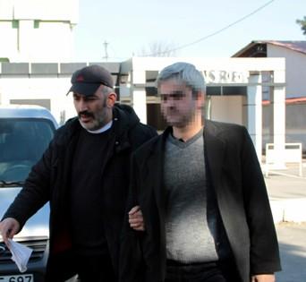 Samsun'da Vatandaş Bankaya Baltayla Saldırdı!
