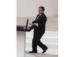 Milli Savunma Bakanı Yılmaz Meclisi Bilgilendirdi