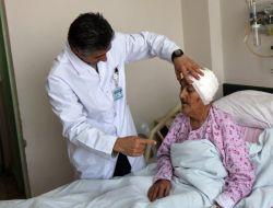 Ameliyatla Beyin Tümöründen Kurtuldu