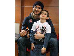 Halkbank Erkek Voleybol Takımı Oyuncularından Örnek Davranış