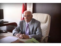 Prof.tozlu, Atam, Şeref Üyeliğine Seçildi