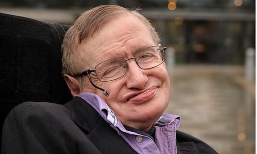 Stephen Hawking kendisini canlandıran Redmayne'yi  tebrik etti