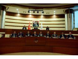 Çetin İlk Kez Atso Başkanı Olarak Meclis Toplantısında