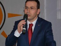 Ak Parti Milletvekili Aday Adayı Salih Cora Vakfıkebir Teşkilatına Seslendi