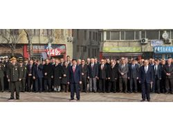 Trabzon'un Düşman İşgalinden Kurtuluşunun 97. Yıldönümü Törenlerle Kutlandı